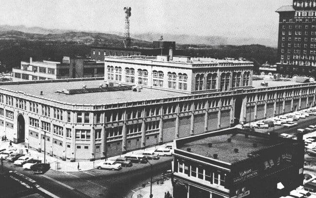 Grove Arcade Building